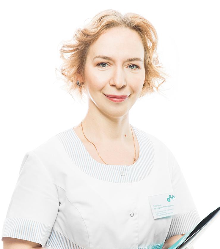 Ерохина Екатерина Николаевна