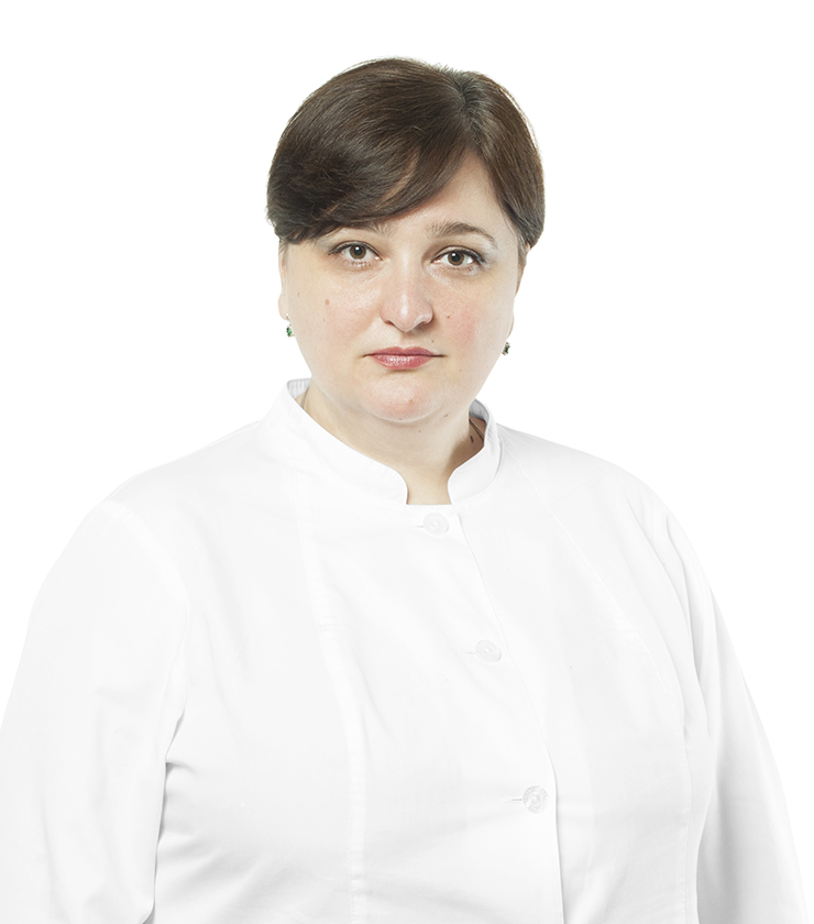 Бутыгина Елена Владимировна