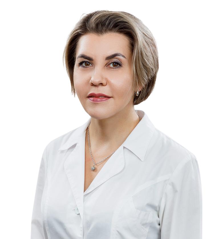 Ежкова Елена Владимировна