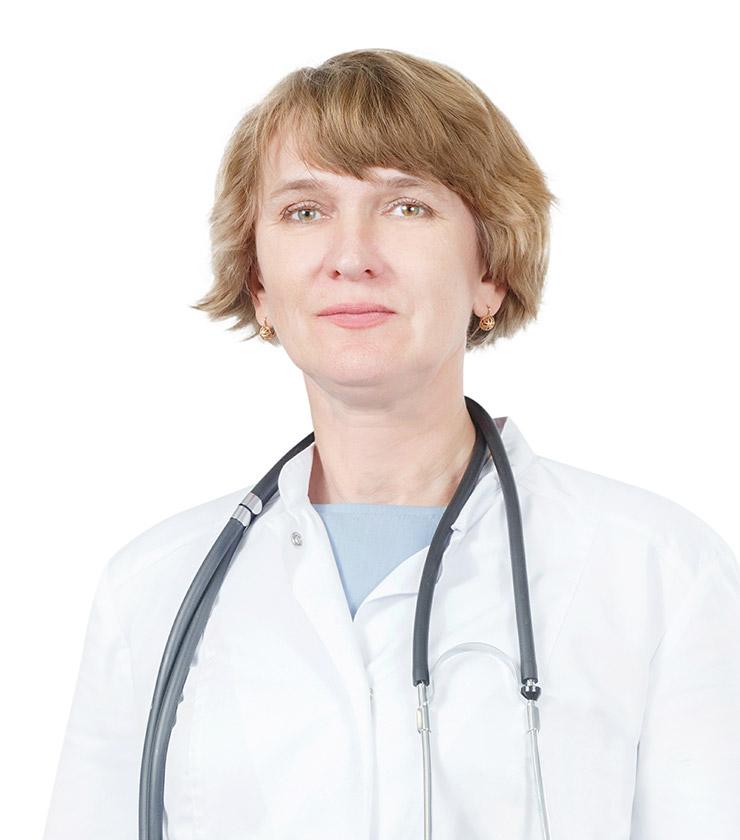 Егоркина Наталья Ивановна